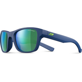 Julbo Junior 6-10Y Reach Spectron 3CF Sunglasses Dark Blue/Green-Multilayer Green